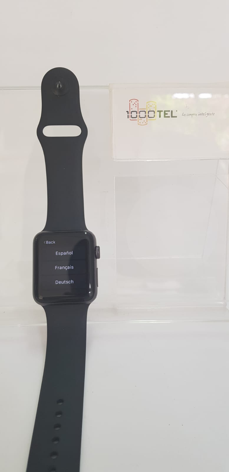 Apple Watch Series 3 42mm GPS #1