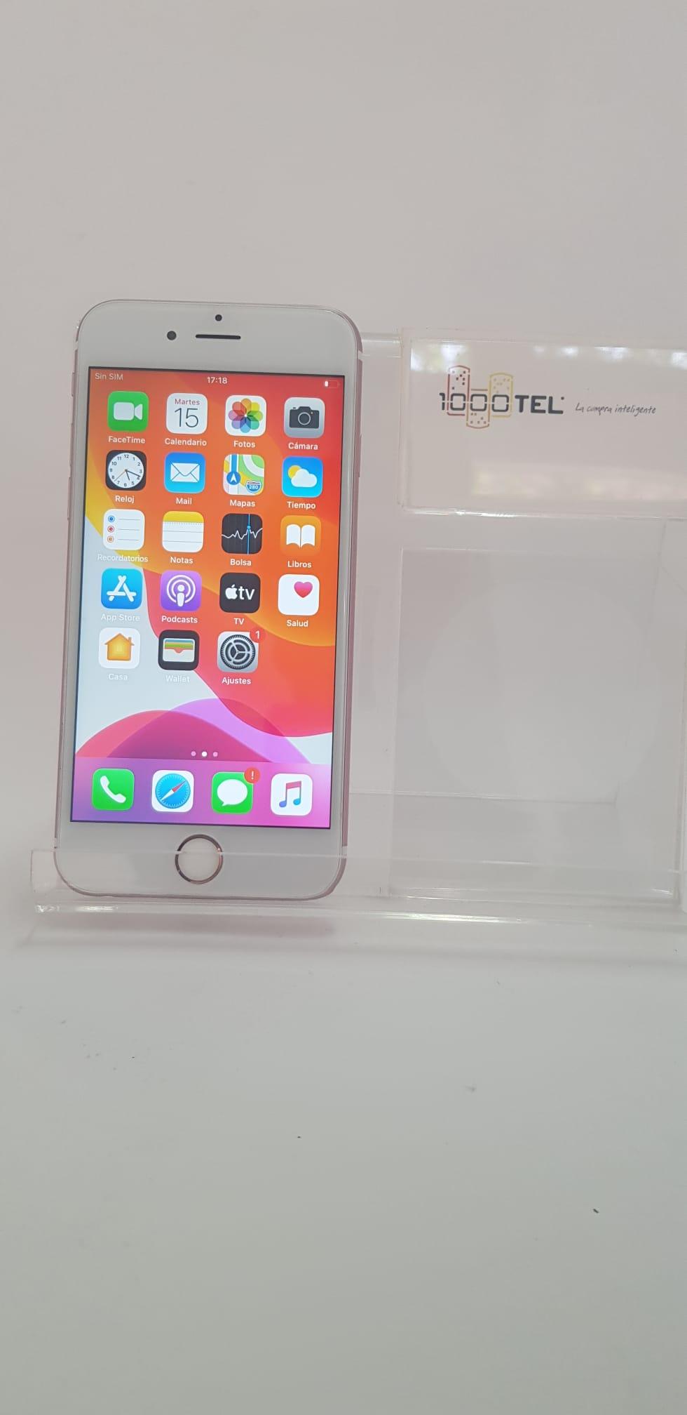 Iphone 6s Rosa 64GB #1