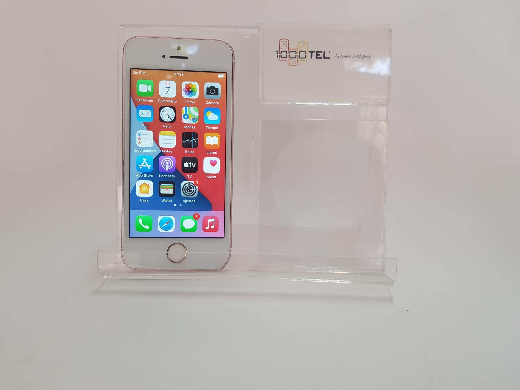 Iphone SE 64GB Rosa #1