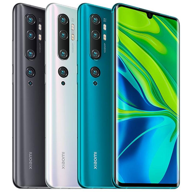 El Xiaomi MI Note 10 Pro, el teléfono que destaca por su cámara.